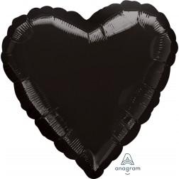 Standard Heart Black