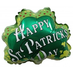 "9"" Happy St. Patrick Day"