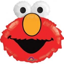 SuperShape Elmo Head