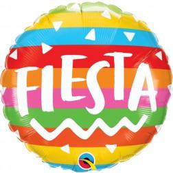 "18"" Fiesta Rainbow Stripes"