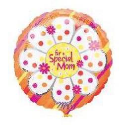 """09"""" Hot Daisy Special Mom"""