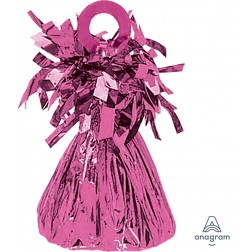 Foil Balloon Weight - Bright Pink