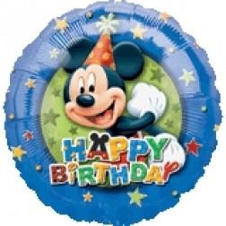 Mickey Birthday Stars