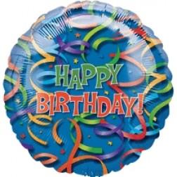 Jumbo Celebration Streamers Birthday