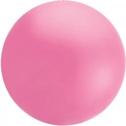4' Dark Pink Chloroprene Cloudbuster Balloon