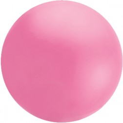 8' Dark Pink Chloroprene Cloudbuster Balloon