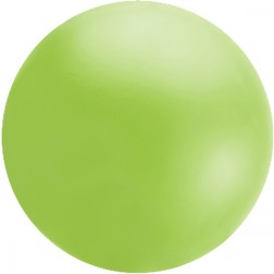 5.5ft Kiwi Lime Chloroprene Cloudbuster Balloon