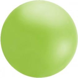 8' Kiwi Lime Chloroprene Cloudbuster Balloon