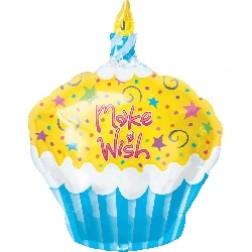 JuniorShape: Make A Wish Cupcake