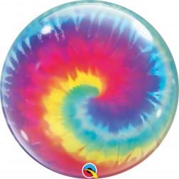 """Bubbles 22"""" Tie Dye Swirls"""