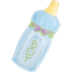 SuperShape It's A Boy Baby Bottle