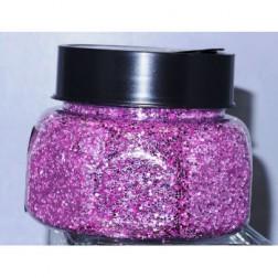Glitter Jar Pink 8oz