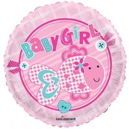 "18"" SP: BV Baby Girl Little Fish"