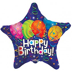 """09"""" PR Birthday Festive"""