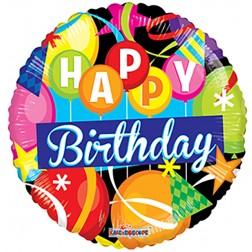 "09"" PR Birthday Motifs GB"