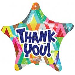 "09"" PR Thank You Star GB"