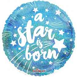 "09"" PR A Star is Born Blue"