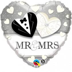 "18"" Mr. & Mrs. Wedding"