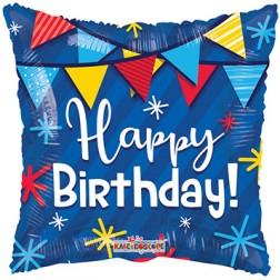 "18"" SP: BV Birthday Pennants"