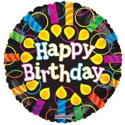 "18"" SP: BV Birthday Candles"