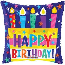 """18"""" SP: BV Birthday Cake"""