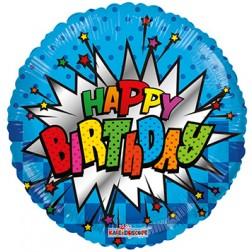"""18"""" SP: BV Birthday Burst"""