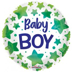 """18"""" SP: BV Baby Boy Stars"""
