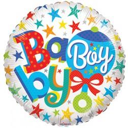 "18"" SP: BV Baby Boy Rattle"