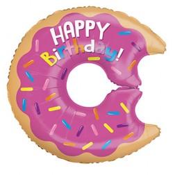 "28"" SP: Birthday Donut Shape"