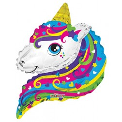 "12"" Unicorn Fairy Shape"