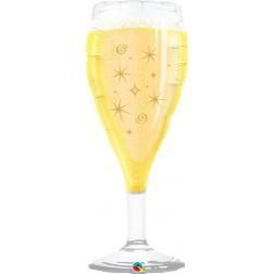 SuperShape Bubbly Wine Glass