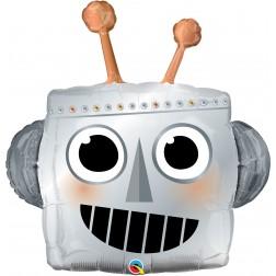 "35"" Shape Robot Head"