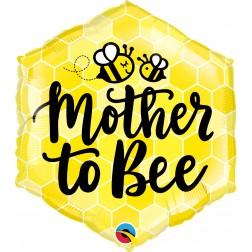 """20"""" Hexagon Mother To Bee"""