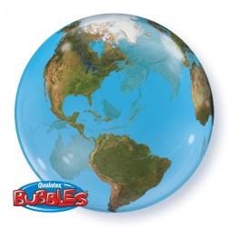"""Bubble 22"""" Planet Earth"""