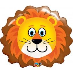 """29"""" Lovable Lion Shape"""
