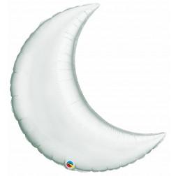 "35"" Crescent Moon Silver"