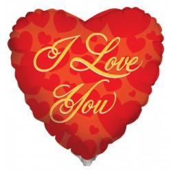 "09"" SV I Love You Gold"