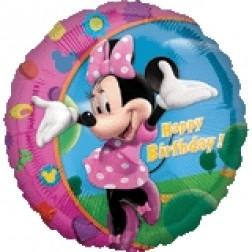 Minnie Happy Birthday