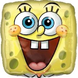 SpongeBob Square Face