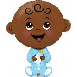 "38"" Baby Boy-Brown Skin Tone (pkgd)"