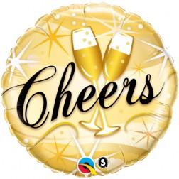 "18"" Cheers Starbursts"