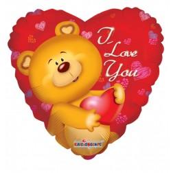 "18"" SP: SV Cute Bear I Love You"