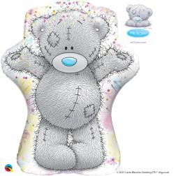 """36"""" Tatty Teddy Celebrates (pkgd)"""