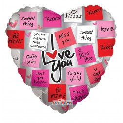 """09"""" SV LOVE NOTES"""