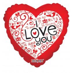 "09"" I LOVE YOU LANGUAGES"