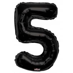 """34"""" SP: Black Shape Number 5"""