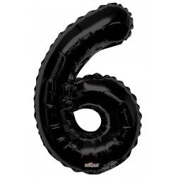 """34"""" SP: Black Shape Number 6"""