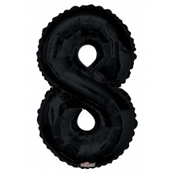 """34"""" SP: Black Shape Number 8"""