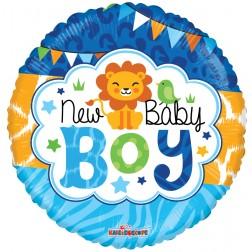 "4"" Baby Boy Jungle"