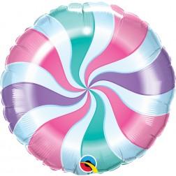 "18"" Candy Pastel Swirl"